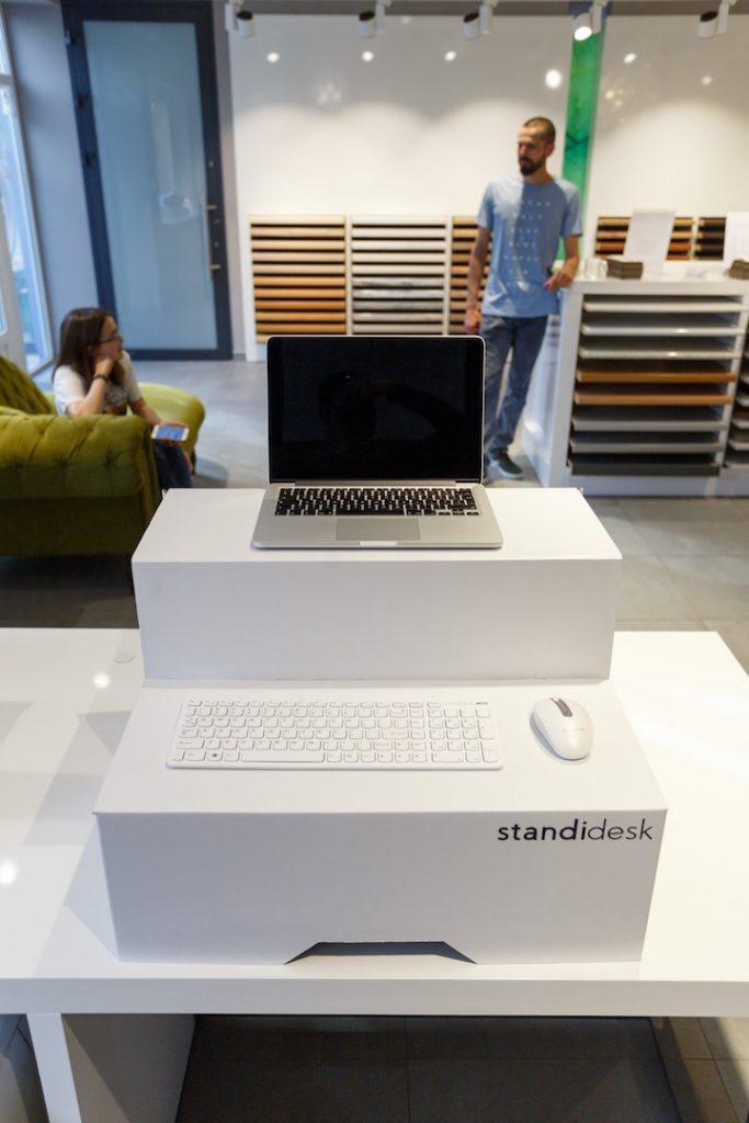 Standidesk Active Stand 23